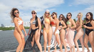 The Making of a Miami Beach Boating Music Video