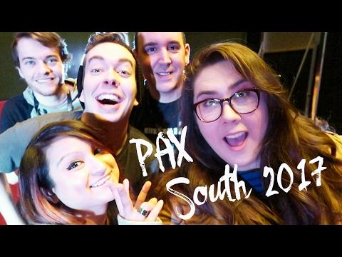 PAX SOUTH 2017 VLOG