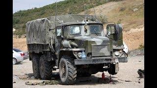 Грузинский спецназ провёл в городе Гори спецоперацию по захвату российских солдат в плен
