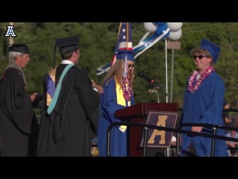 2018 Acalanes High School Graduation