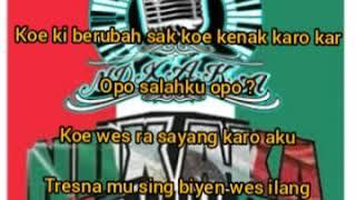 Download Video Wes Wani Perih (lirik) NDX AKA MP3 3GP MP4