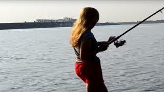 Презентация рыболовного канала VSE OBO VSEM, Рыбалка с Ле ловля карася карпа