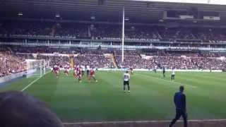 Video Gol Pertandingan Tottenham Hotspur vs Fulham