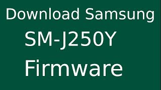 Samsung galaxy sm j250n j2 pro (2018) hardreset