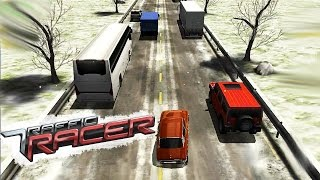 трафик Рейсер #2 Прохождение ИГРЫ про машинки Traffic Racer #2  games about cars
