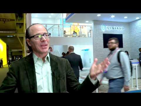 David Walsh Telecom TV Interview - GENBAND