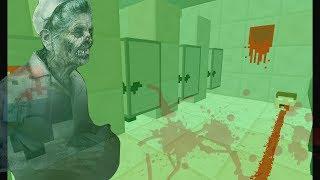 СМЕРТЬ В БОЛЬНИЦЕ  (Horror!)  - Minecraft PE 1.1.0.9
