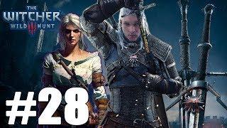 The Witcher 3: Wild Hunt #28 Охота за Младшим