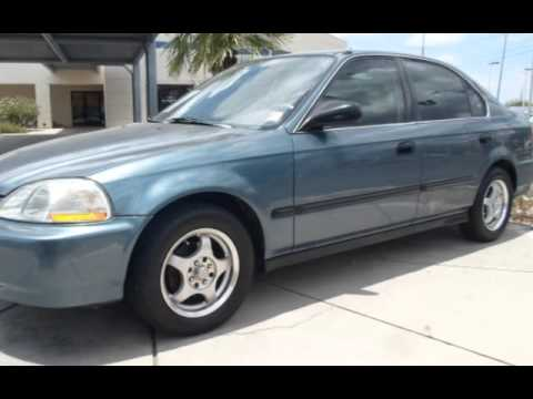 1997 honda civic lx for sale in tucson az youtube. Black Bedroom Furniture Sets. Home Design Ideas