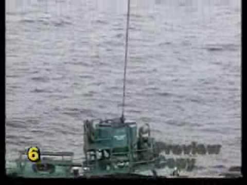 Basic Rigging for Offshore Cranes
