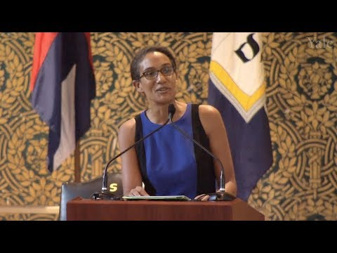 Yale College, Keynote Address, August 29, 2017