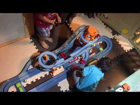 トミカびゅんびゅんサーキットびゅんびゅんビックタワー