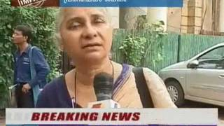 Medha Patkar reacts on the proposed airport in Androth Island Lakshadweep