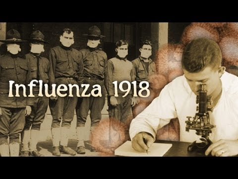 The 1918 Influenza Pandemic in America | Struggle Against the Spanish Flu | Documentary