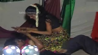 Tamil hot Dance  Tamilnadu Village Latest Adal Padal