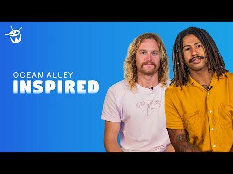 Ocean Alley on making Hottest 100 winner 'Confidence' | INSPIRED
