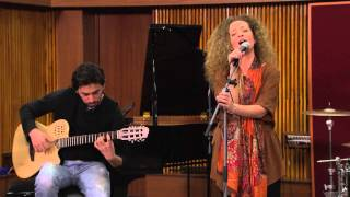 Mariko Ebralidze & Band - Smile (Cover)