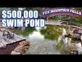 $500,000 Recreation Pond YOU've Got to See!! : Greg Wittstock, The Pond Guy