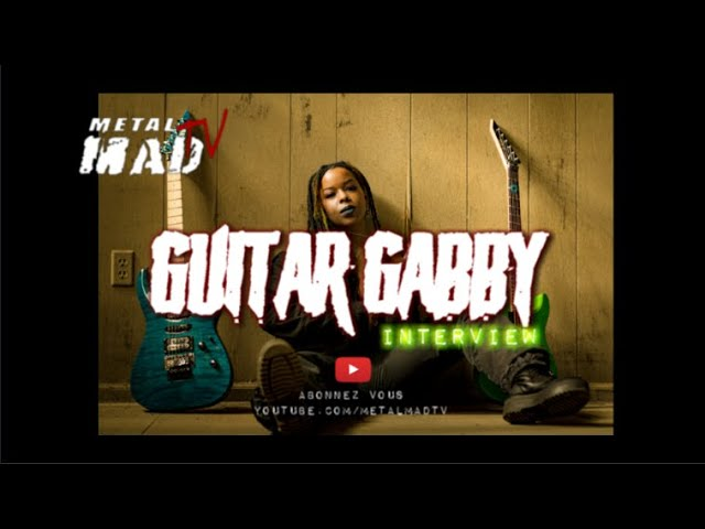 Interview GUITAR GABBY & THE TXLIPS