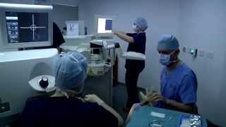 Laser Eye Surgery Live with Optical Express