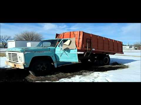 1967 Ford F600 dump truck for sale   sold at auction ...