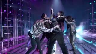BTS 방탄소년단 'FAKE LOVE' Comeback Stage At The Billboard Music Awards BBMAs 2018