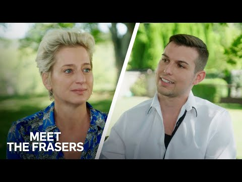 Matt Fraser Reconnects Dorinda Medley With Late Husband  Meet the Frasers  E!