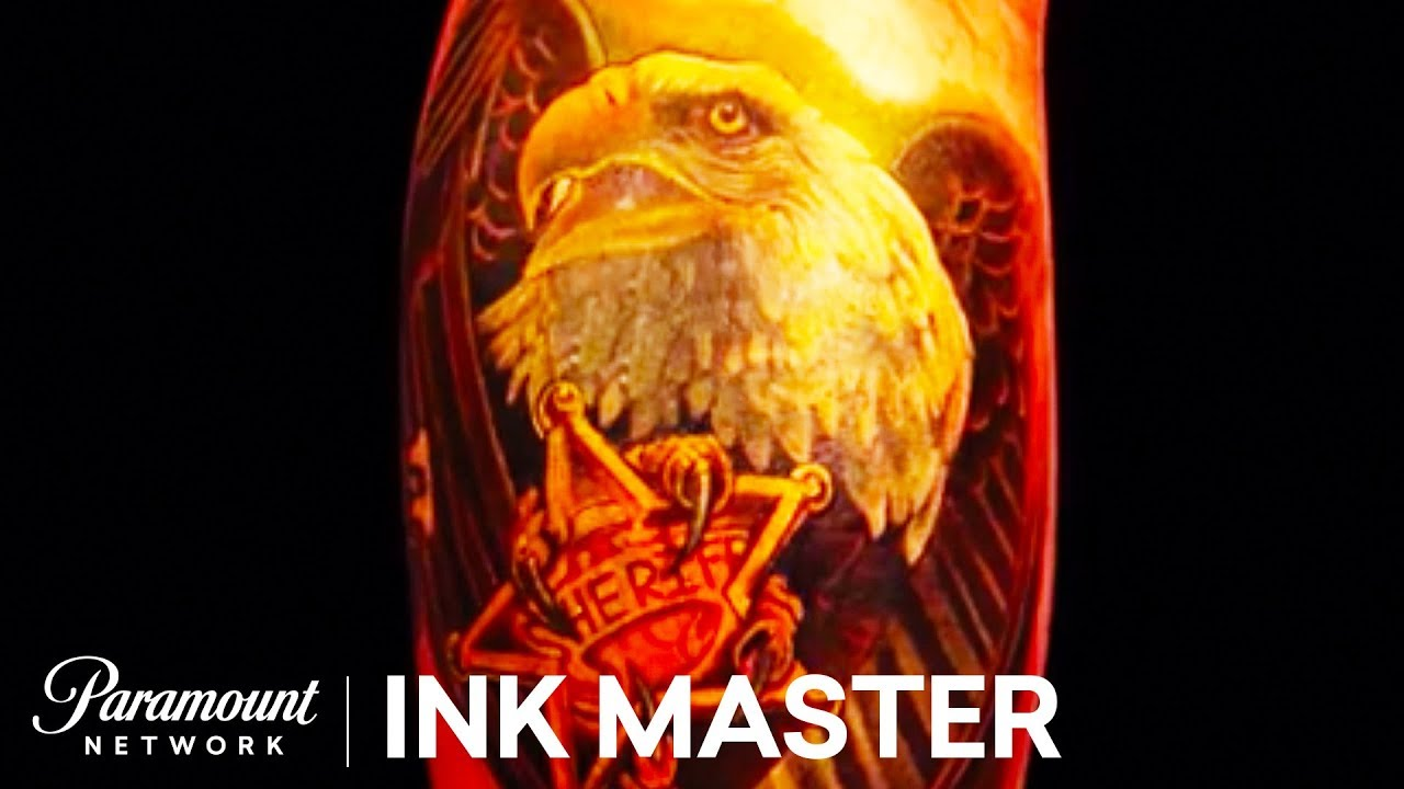 Tattoo nightmares bald and beautiful youtube for Is tattoo nightmares still on