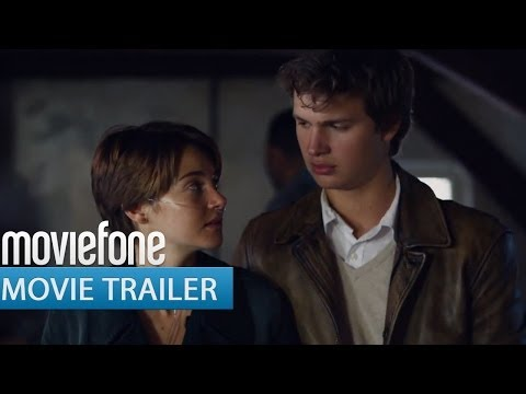 'The Fault In Our Stars' Trailer (2014): Shailene Woodley, Ansel Elgort