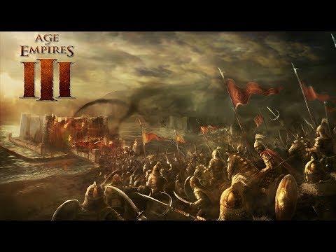 Стрим #1 - Age of Empires 3 - Битва Титанов - FFA