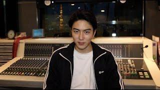 WWSチャンネル2017年新春メッセージ第7弾は若手俳優として活躍する稲葉...
