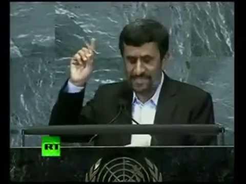 Mahmoud Ahmadinejad U.N Speech Remix