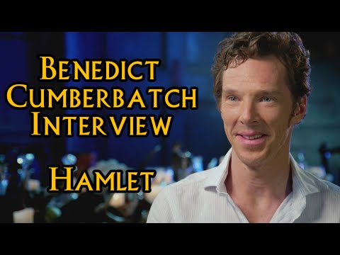 Benedict Cumberbatch  - Hamlet Interview [42 mins]