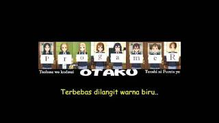 Cover ProgamerOtaku - Blue Bird Indonesia version