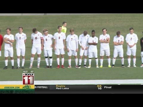 North Dakota Semifinal Soccer