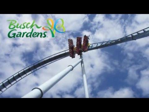 Busch Gardens Williamsburg July 2016 Vlog! (Part 2)