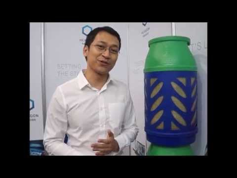 Composite LPG Cylinders with Jose Carlos Martinez of ECGas
