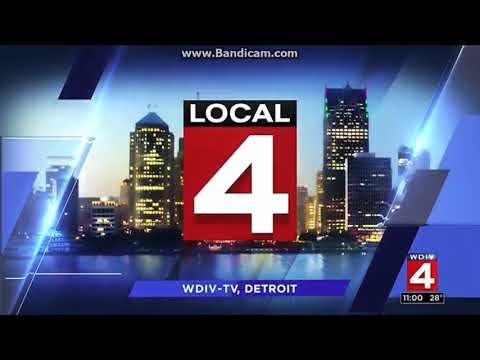 WDIV: Local 4 News At 11pm Open--12/16/17