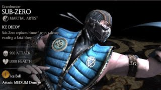 Mortal Kombat X Mobile - Is Grandmaster Subzero worth $20?