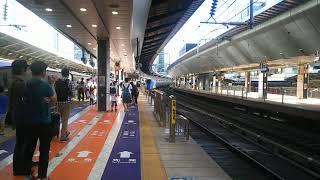 北陸新幹線 あさま645号 長野行き W7系 2019.06.16