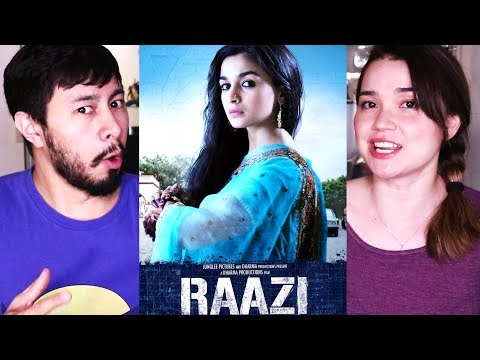 RAAZI | Alia Bhatt | Vicky Kaushal | Movie Review!