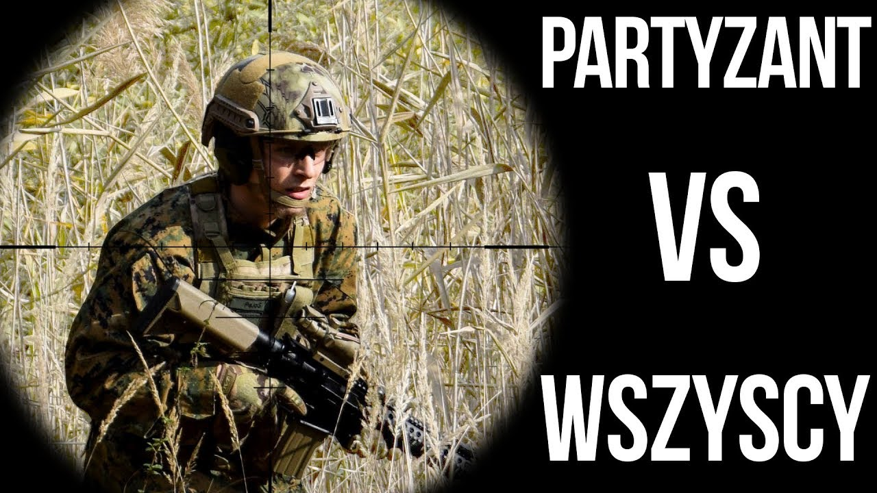 WOLNY PARTYZANT   ASG Maniak #77   STRZELANKA