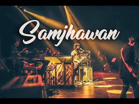 Arijit singh live HD | Main tenu Samjhawan | Bolna