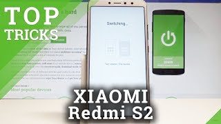 Top Tricks XIAOMI Redmi S2 - The Best Tips / Hidden Features / Helpful Settings
