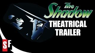 The Shadow (1994) Official Trailer HD