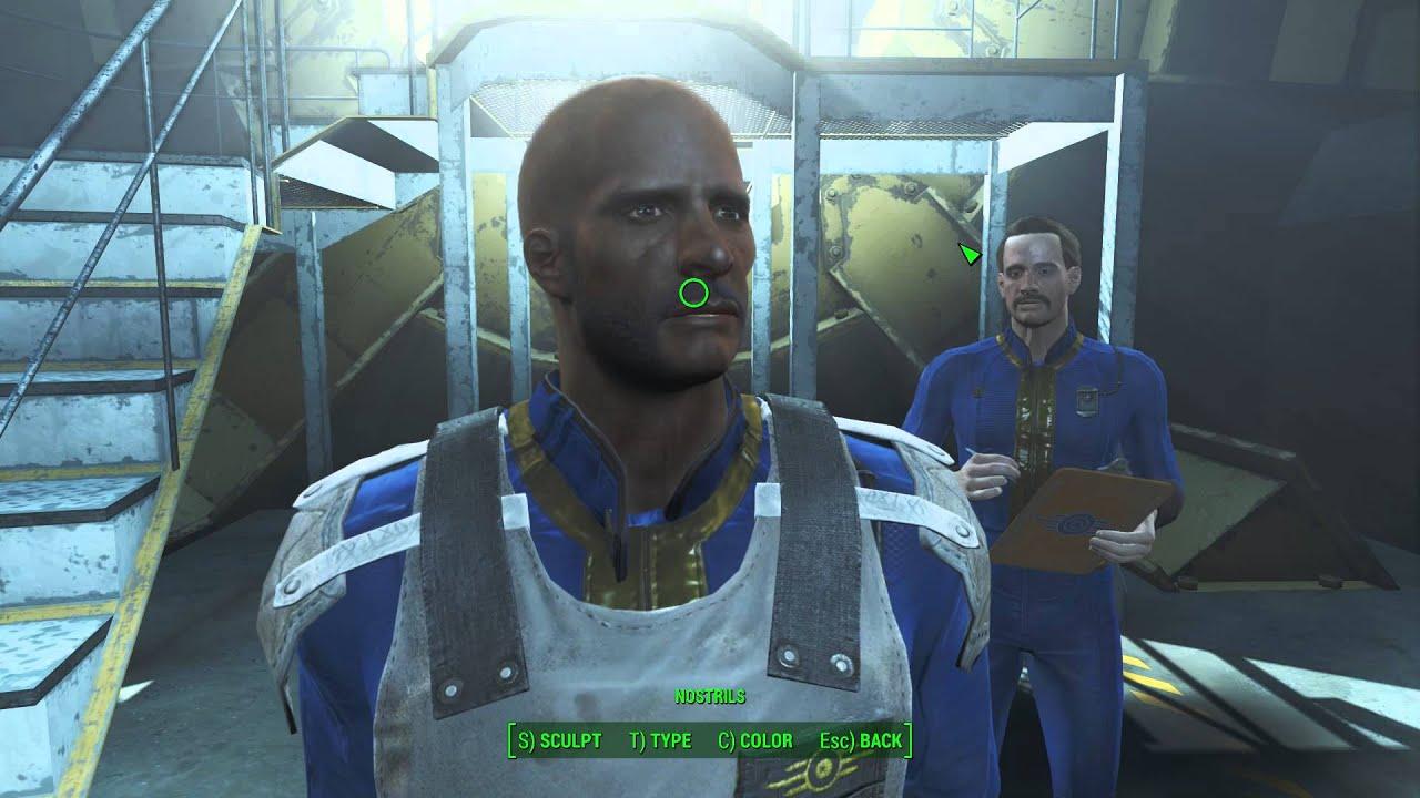 Fallout 4 ShowLooksMenu NPC EDIT