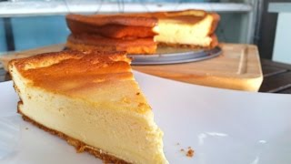 Best American cheescake recipe -  How to make a delicious american cheesecake