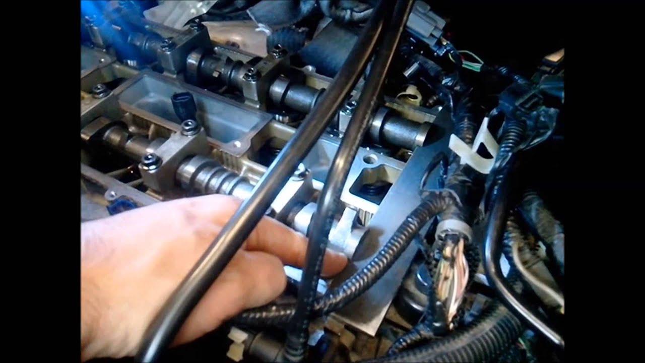 L'enseignement de la Mécanique Automobile Calage de