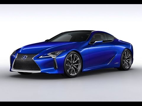 Lexus Lc Lexus Sedan Lexus Models Youtube