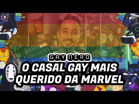 O casal gay mais querido da Marvel (e do Marcel) - GAY NERD